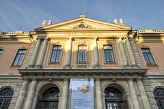 Academia de Svenska Foto de archivo libre de regalías