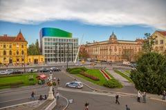 Academia de Zagreb de música fotos de archivo