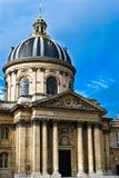 Academia francesa foto de archivo libre de regalías