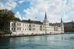 Academia militar de Estambul Fotografía de archivo libre de regalías