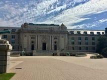 Academia Naval Fotografía de archivo libre de regalías