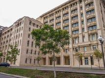 Academia rumana Foto de archivo
