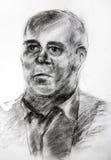 Academic de People.Drawing Imagens de Stock Royalty Free