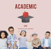 Academic Education Graduation Successful College Concept Stock Image