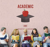 Academic Education Graduation Successful College Concept Royalty Free Stock Photography