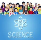 Academic Knowledge Class School Concept. Children Academic Knowledge Class School Concept Stock Photos