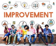 Academic Knowledge Improvement Class Experiment Concept Stock Photography