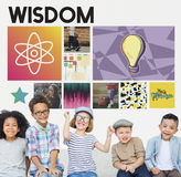 Academic Knowledge Learning Literacy Graphic Concept Stock Photos