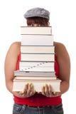 Academic load Stock Image