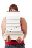 Academic load Royalty Free Stock Image