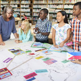 Academic School Children Learning Elementary Concept Royalty Free Stock Image