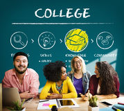 Academic School College University Education Concept Stock Photo