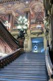 Academie Nationale de Musique, Париж, Франция Стоковые Изображения RF