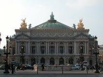 Academie Nationale de Musique, Париж, 2005 Стоковые Фотографии RF