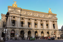 Academie Nationale de Musique, Paris, France Royalty Free Stock Photo