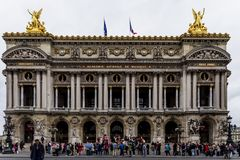 Academie Nationale de Musique royalty free stock images