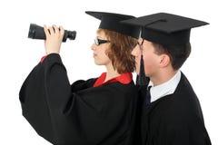 Academische toekomst Royalty-vrije Stock Foto's