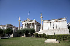 The Academy of Athens stock photo