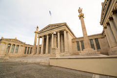Academy of Athens Royalty Free Stock Image