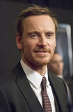 Academy Award Winner Michael Fassbender Stock Image