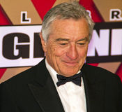 Academy Award Winning Actor Robert De Niro Royalty Free Stock Photo