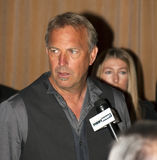 Academy Award Winning Director Actor Kevin Costner Royalty Free Stock Photos
