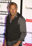 Academy Award Winning Director Actor Kevin Costner Stock Photography