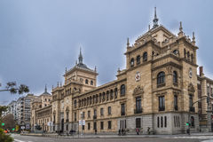 Academy of cavalry, Valladolid Stock Image