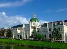 Academy of Fine Arts. In Sarajevo Stock Image