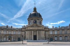 Paris - Academy of Fine Arts Royalty Free Stock Photography