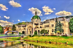 The Academy of Fine Arts in Sarajevo Royalty Free Stock Photo
