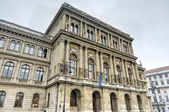 Academy of Science (MTA), Budapest, Hungary Royalty Free Stock Images