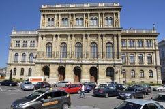 Academy of Sciences, Budapest. Stock Photos
