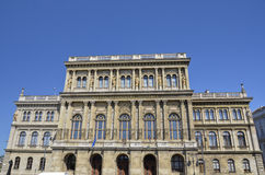 Academy of Sciences, Budapest. 2 Stock Photography