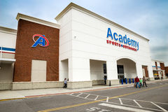 Academy Sports and Outdoors Stock Images
