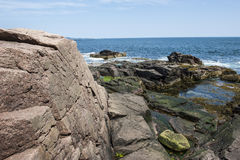 Acadia Nationaal Park Royalty-vrije Stock Afbeelding