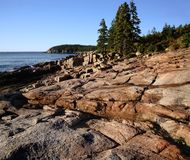 Acadia National Park Royalty Free Stock Image