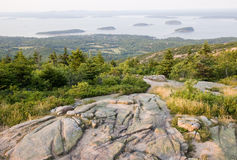 Acadia National Park Stock Image