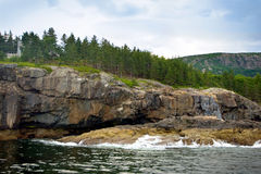 Acadia National Park, Maine Royalty Free Stock Photos