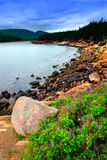 Acadia National Park, Maine Royalty Free Stock Images