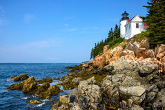 Acadia National Park. Maine Desert Stock Image