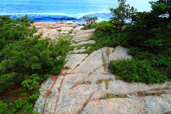 Acadia National Park Stock Photo