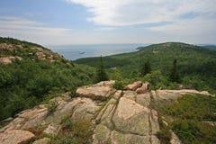 Acadia National Park, Maine. stock image
