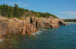 Acadia-Nationalpark Stockbilder