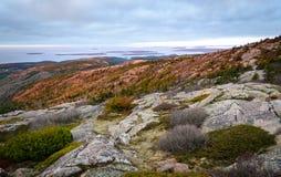 Acadia-Nationalpark Stockfoto