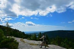 Acadia-Nationalpark Stockfotos