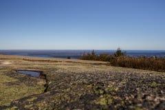 Acadia-Nationalpark im Stangen-Hafen, USA, 2015 Stockbilder