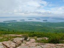 Acadia-Nationalpark, Maine Lizenzfreie Stockfotografie