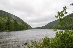 Acadia-Nationalpark in Maine Stockfotografie