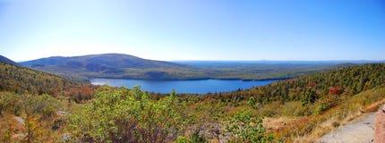 Acadia-Nationalpark, Maine, USA Stockbild